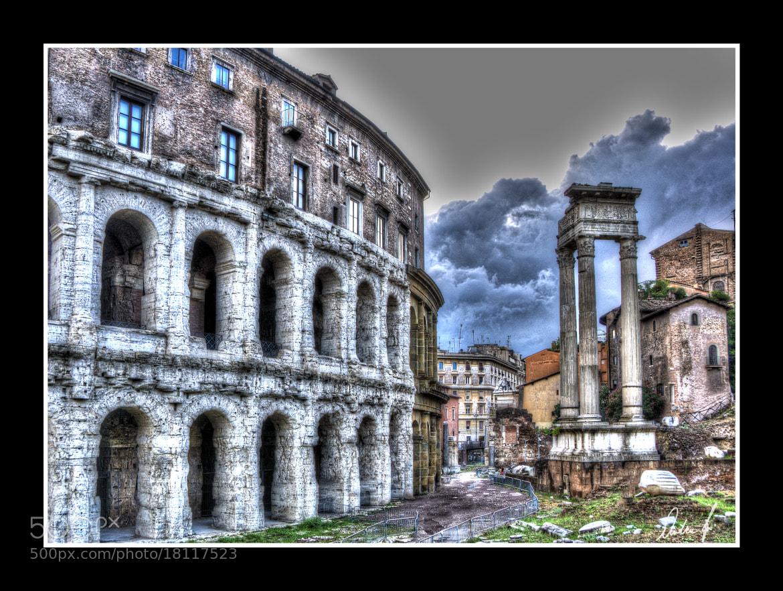 Photograph Teatro Marcello by Andrea Spallanzani on 500px