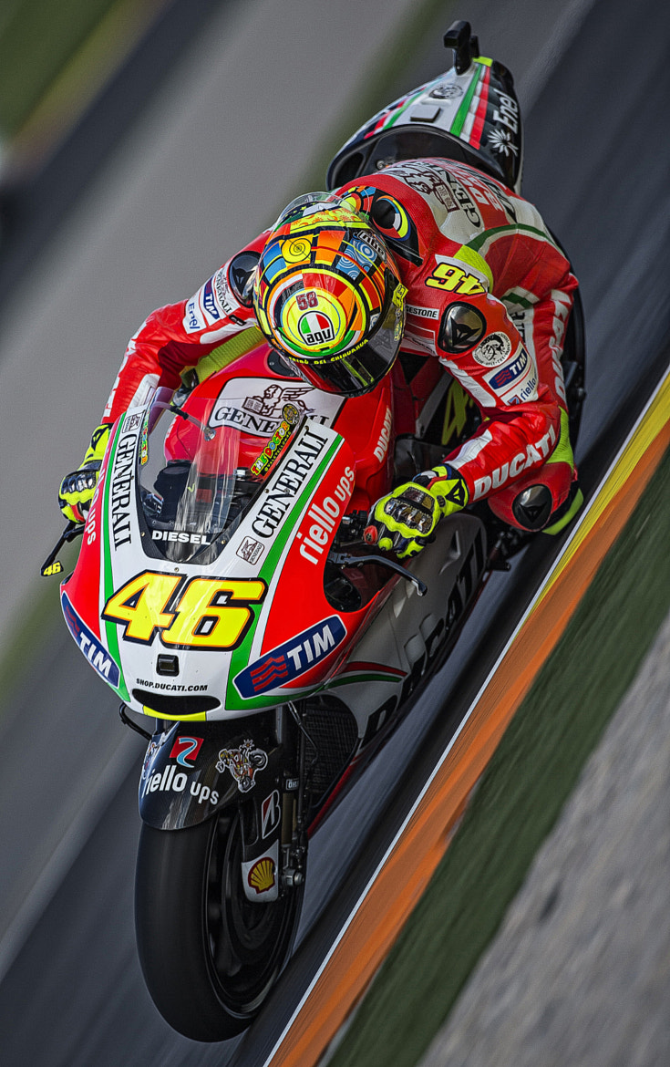 Photograph VR 46 by efecreata photography on 500px
