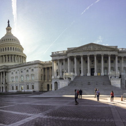 The capitol building, Apple iPad Air 2, iPad Air 2 back camera 3.3mm f/2.4