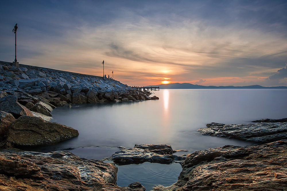 Photograph on the rock by pick chon on 500px