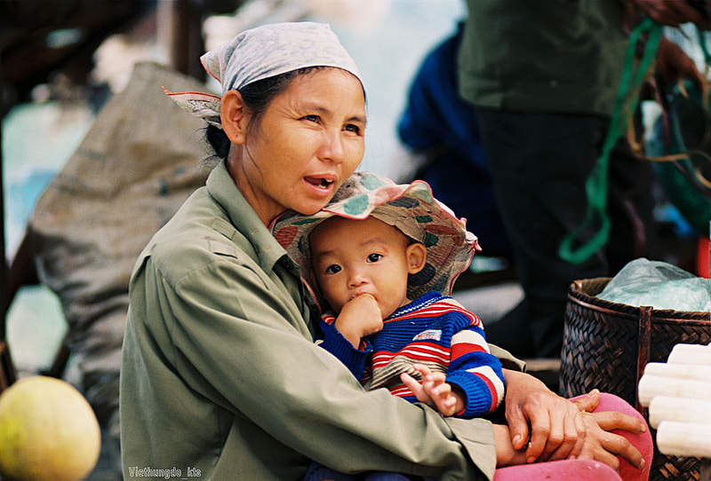 Photograph mother and son by viethungdo_kts on 500px