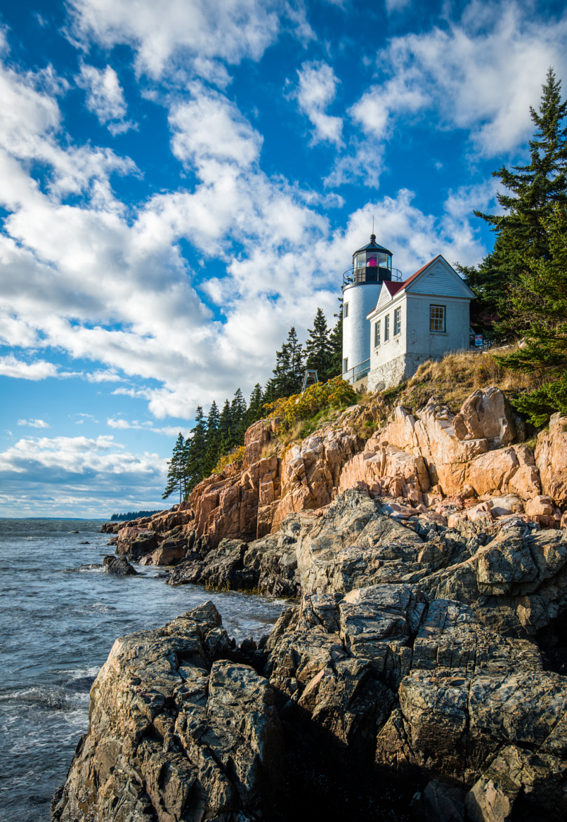 Photograph Bass Harbor Lighthouse by Matthew Baron on 500px