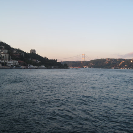 Beautifully Bosphorus, Canon DIGITAL IXUS 980 IS