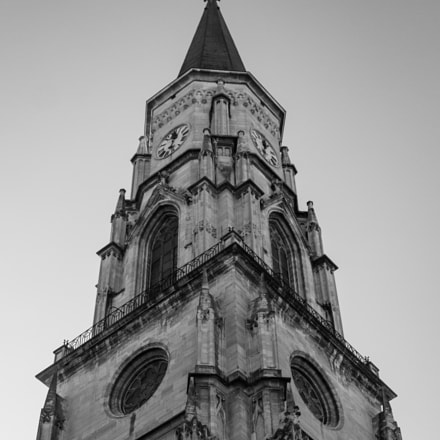 Cathedral, Canon EOS REBEL T2I, Tamron AF 28-300mm f/3.5-6.3 XR LD Aspherical [IF] Macro
