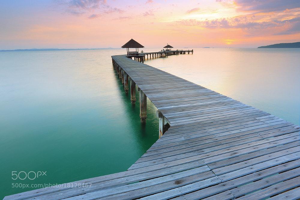 Photograph Sunrise by Prachit Punyapor on 500px