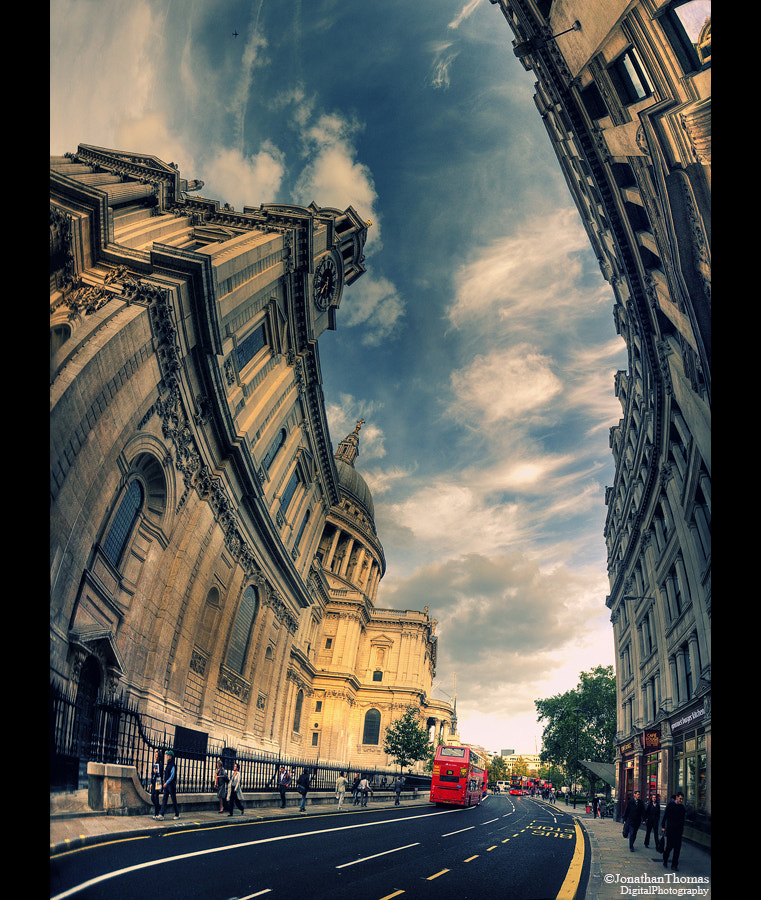 Photograph The Towering Spirit of London by Jonathan Thomas on 500px