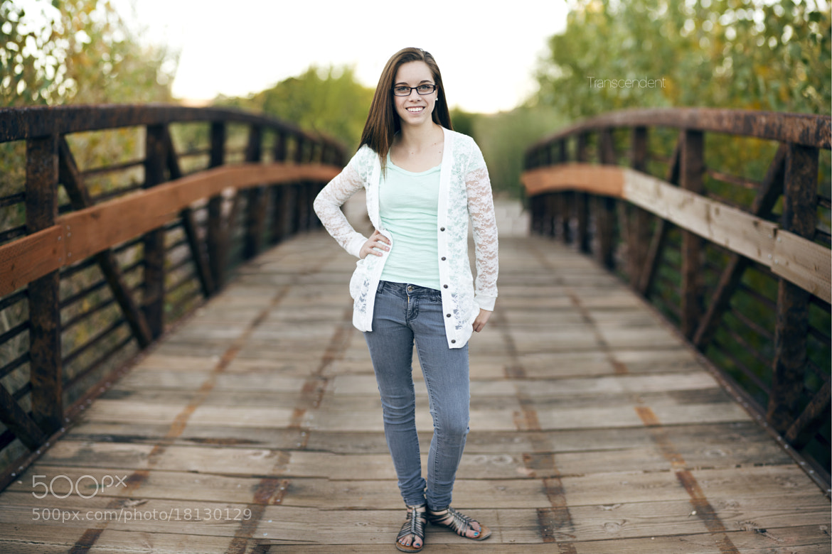 Photograph Emily-Senior Photo by Transcendent Productions on 500px