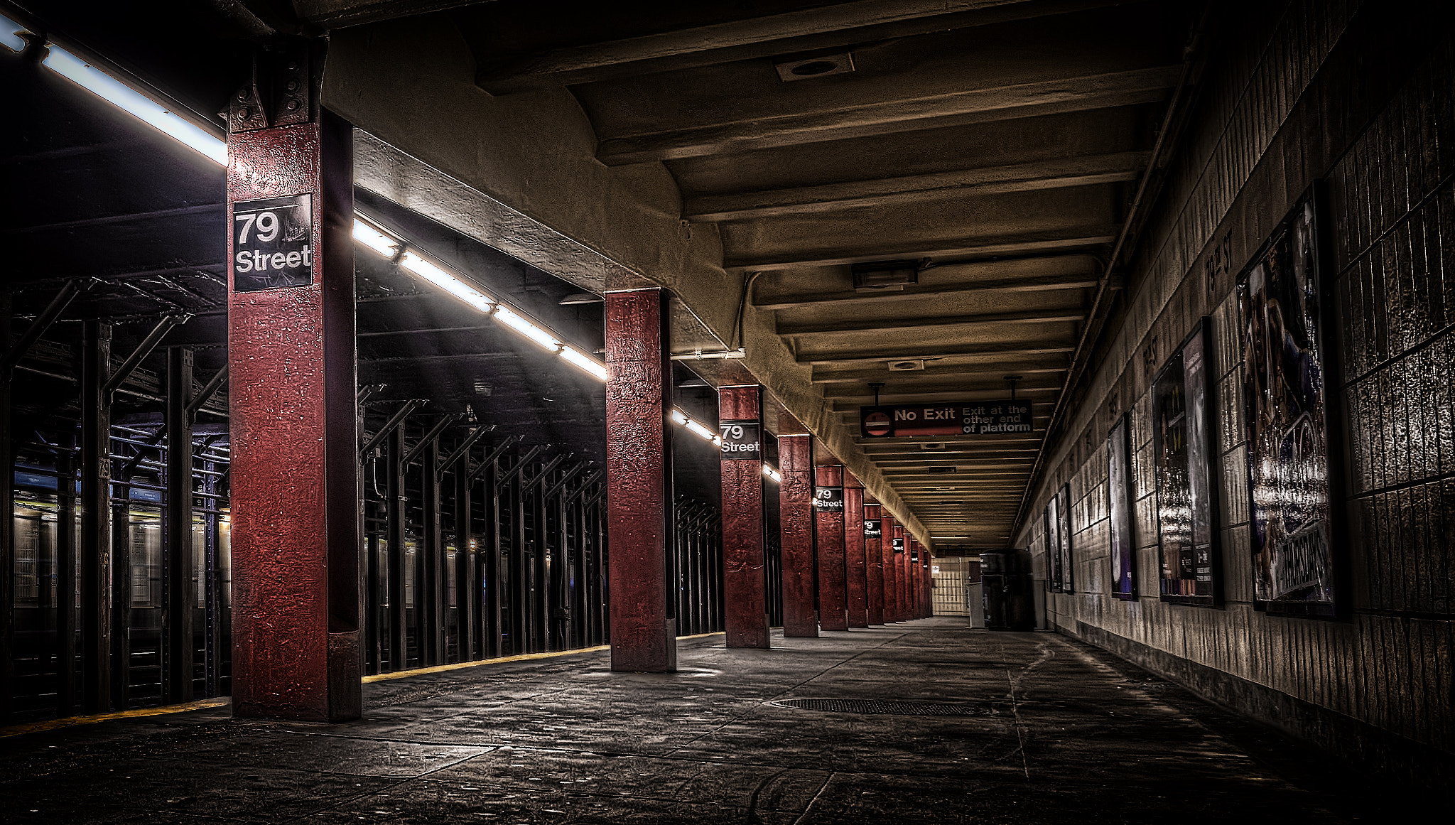 Photograph 79th Street Station by Marc Perrella on 500px