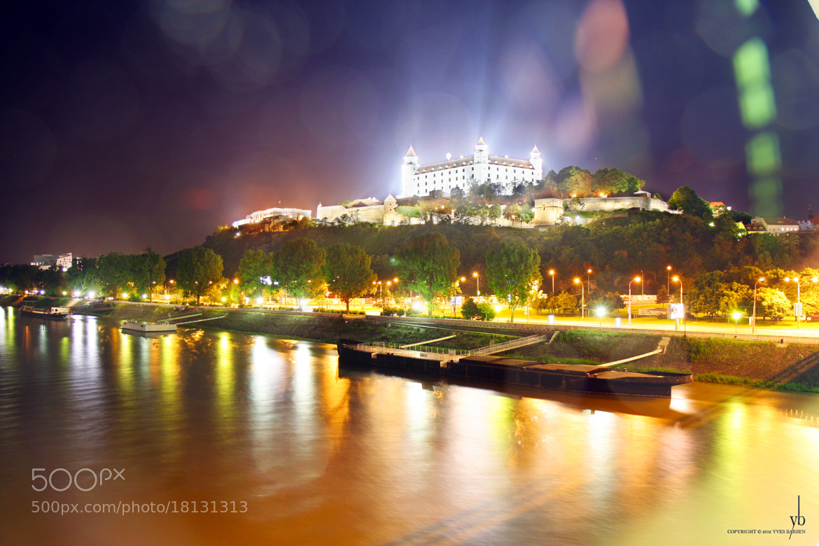 Photograph Bratislava Castle by y b on 500px