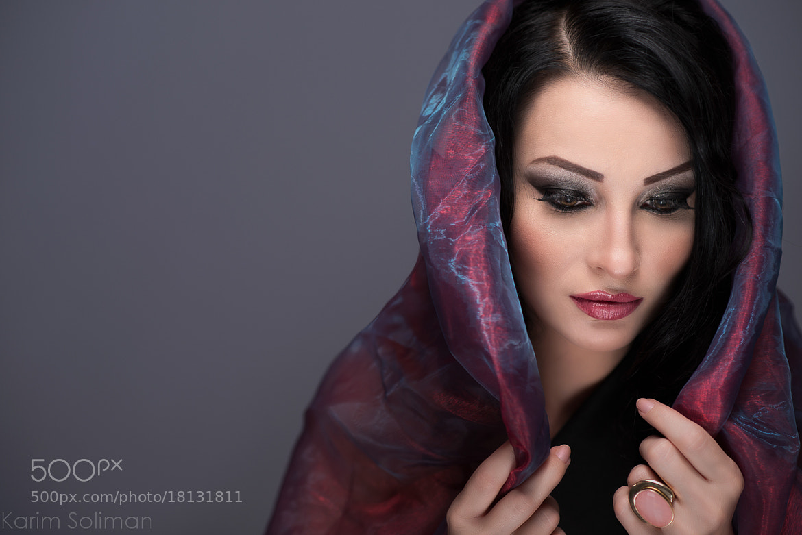 Photograph Maria by Karim Soliman on 500px