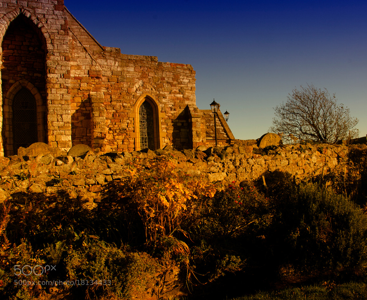 Photograph Sunshine on St Marys by Phil Robson on 500px