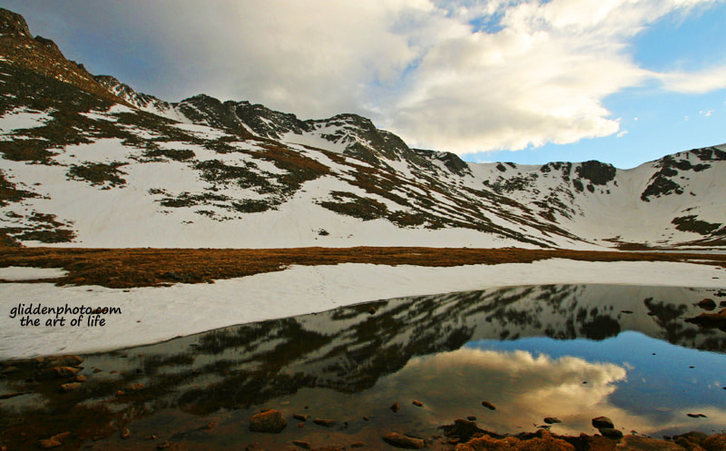 Photograph Mt.Evans Reflections by Douglas Glidden on 500px