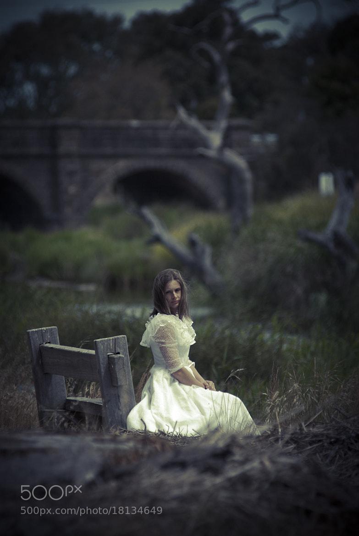 Photograph Katya. Dream by Kate Dreyer on 500px