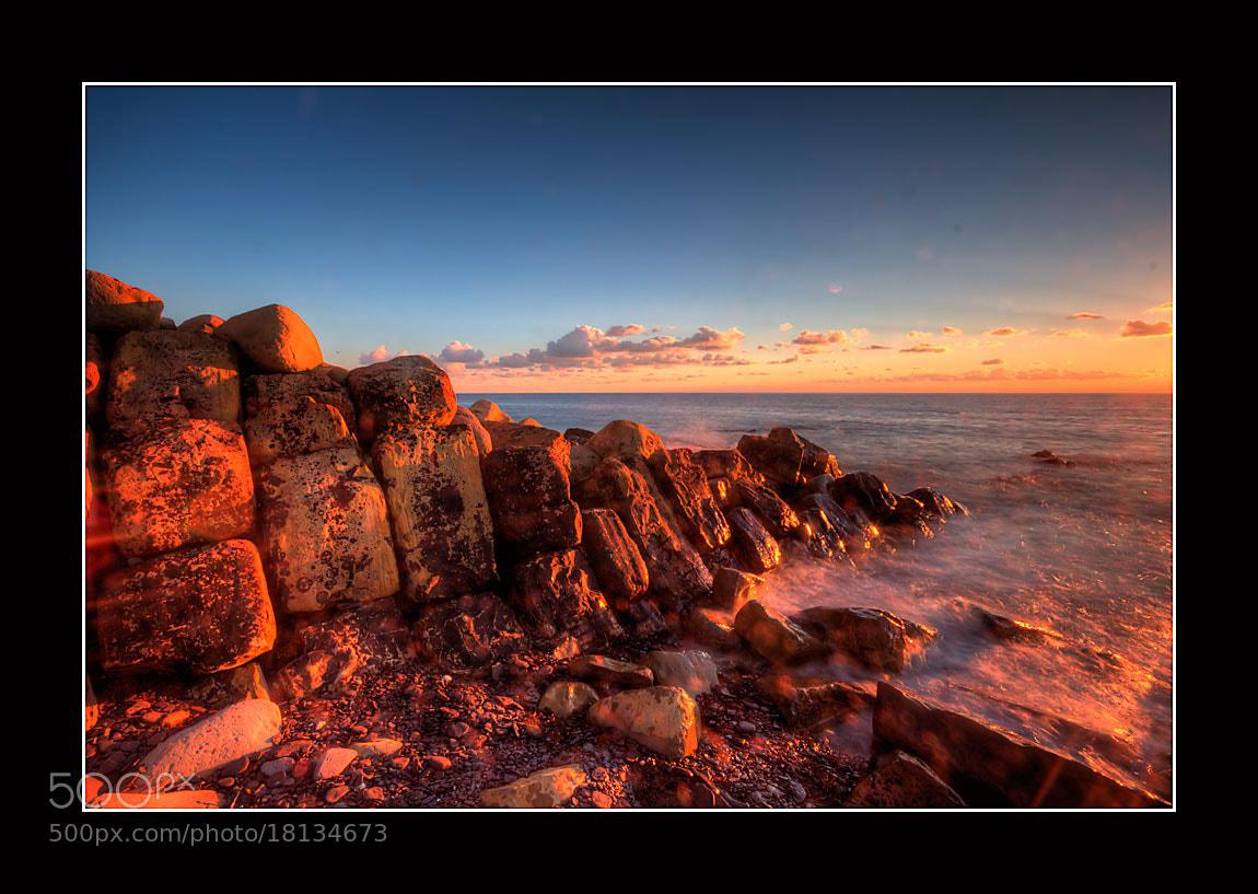 Photograph Sunlit Rocks by Derek Daniel on 500px