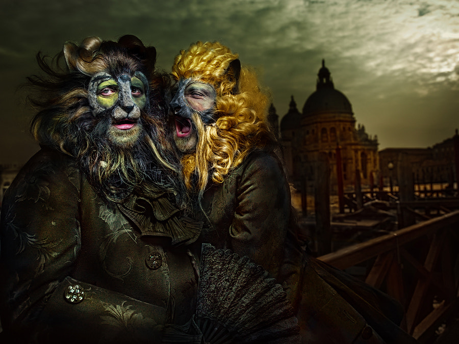 Photograph Venice Carnival 3 by Suchet Suwanmongkol on 500px