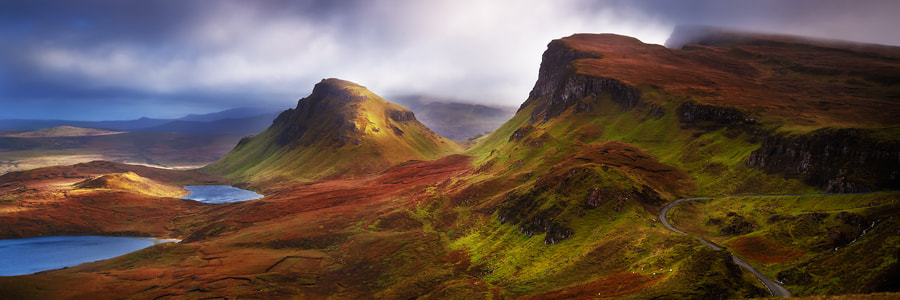Photograph Dappled Skye by Dylan Toh  & Marianne Lim on 500px