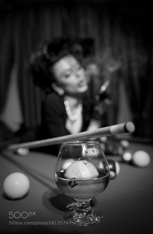 Photograph Women in Shadow by Genovia Tina Obreja on 500px
