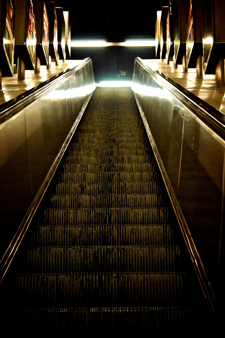 Photograph Paris RER Auber by JOVER Guillaume on 500px