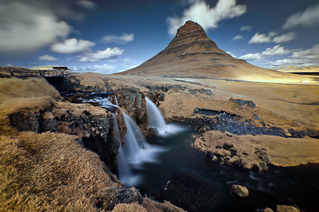 Photograph Masked Light of Kirkjufell by Christian Lim on 500px