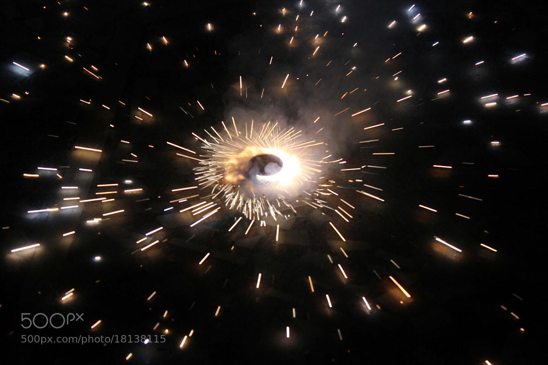 Photograph Bhuchakkar on Diwali by Gajender Singh Thakur on 500px
