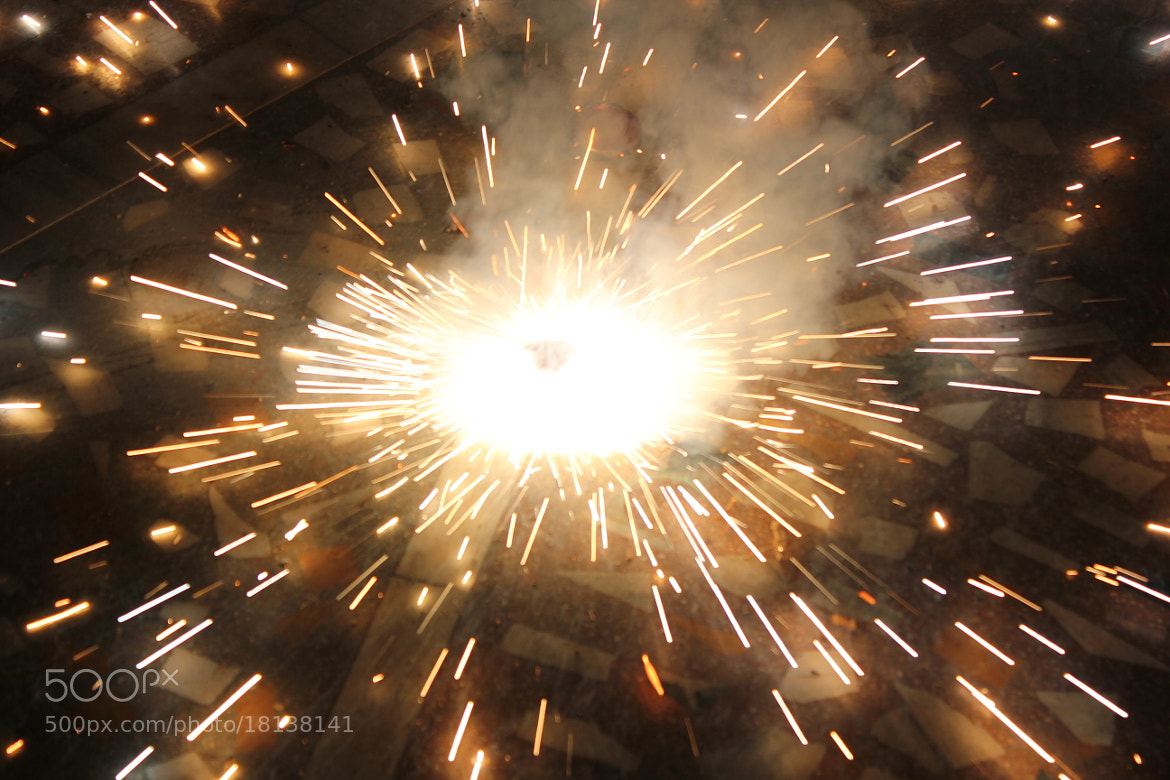 Photograph Bhuchakkar on Diwali by Gajender Singh Thakur on 500px