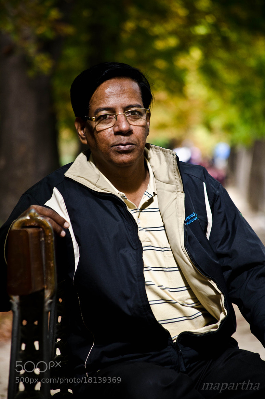 Photograph Portrait by Madhusudanan Parthasarathy on 500px