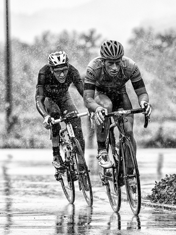 training in the rain by Maltan Anton on 500px.com