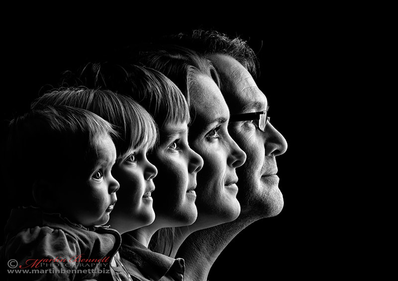 Photograph My Family & I by Martin Bennett on 500px