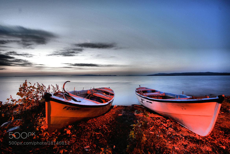 Photograph Dusky Silence by Ferzan Ugurdag on 500px