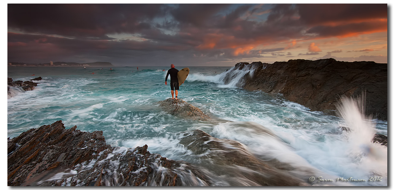 Photograph Getting ready for a surf by Soren Martensen on 500px