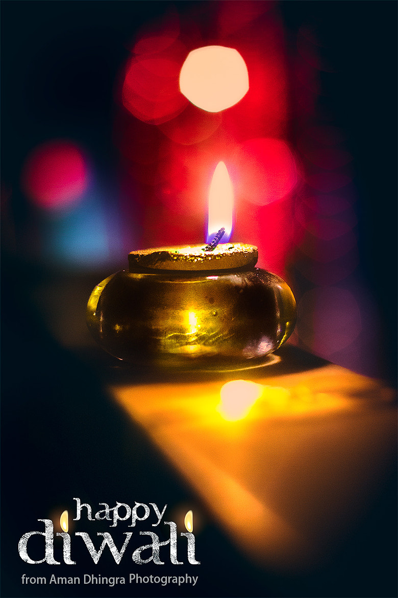 Photograph Happy Diwali by Aman Dhingra on 500px