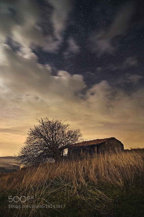 Photograph The House on the Prairie by Chris Kaddas on 500px