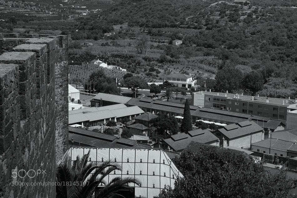 Photograph Vista do Castelo by José Costa on 500px