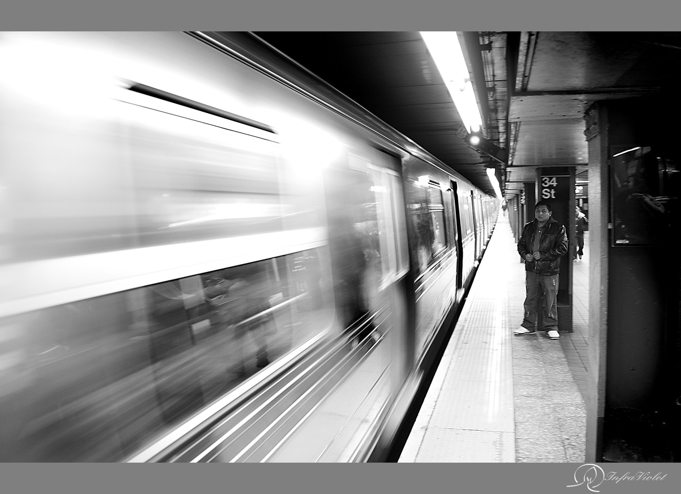 Photograph Subway by Paari Dominic on 500px
