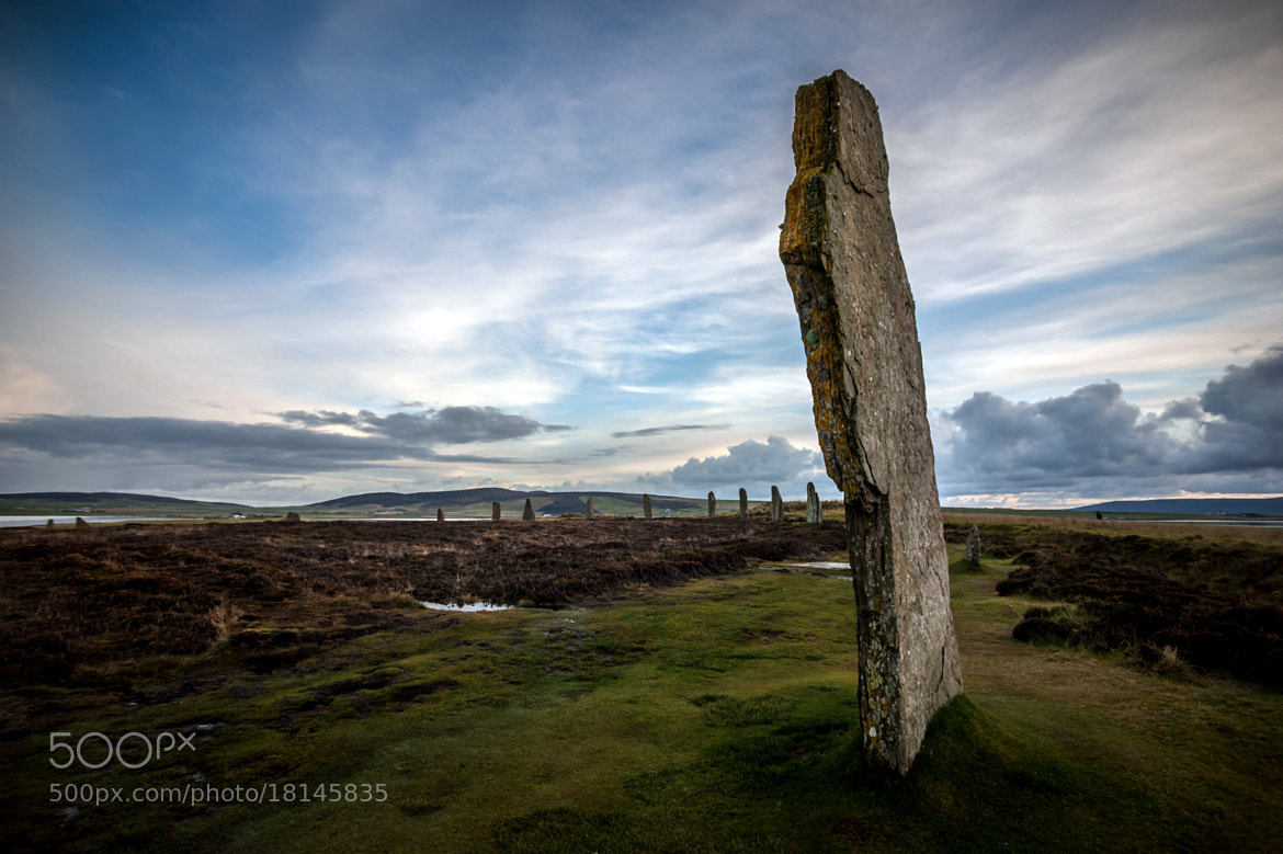 Photograph Ring of Brodgar III by Zain Kapasi on 500px