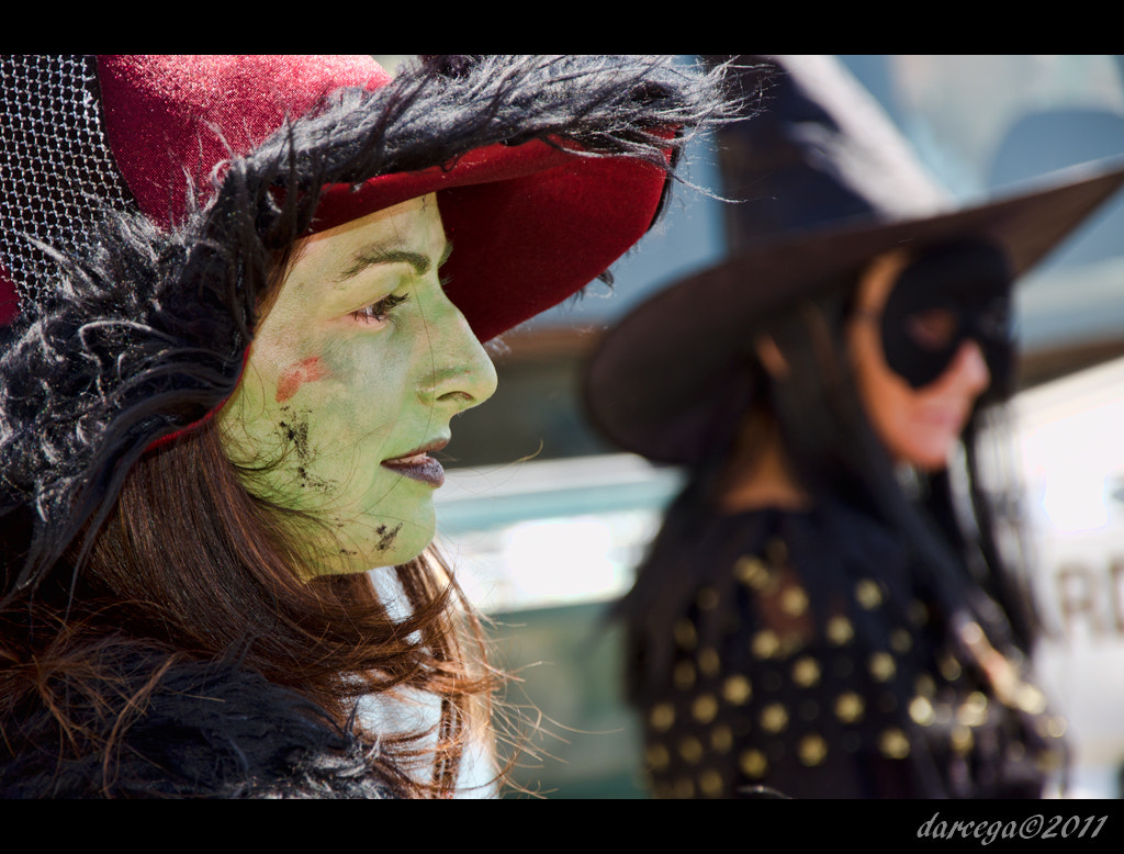 Photograph Witches by David Arcega on 500px