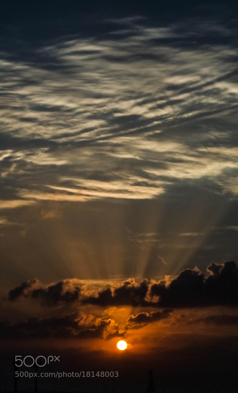Photograph Heavenly Skies by julian john on 500px