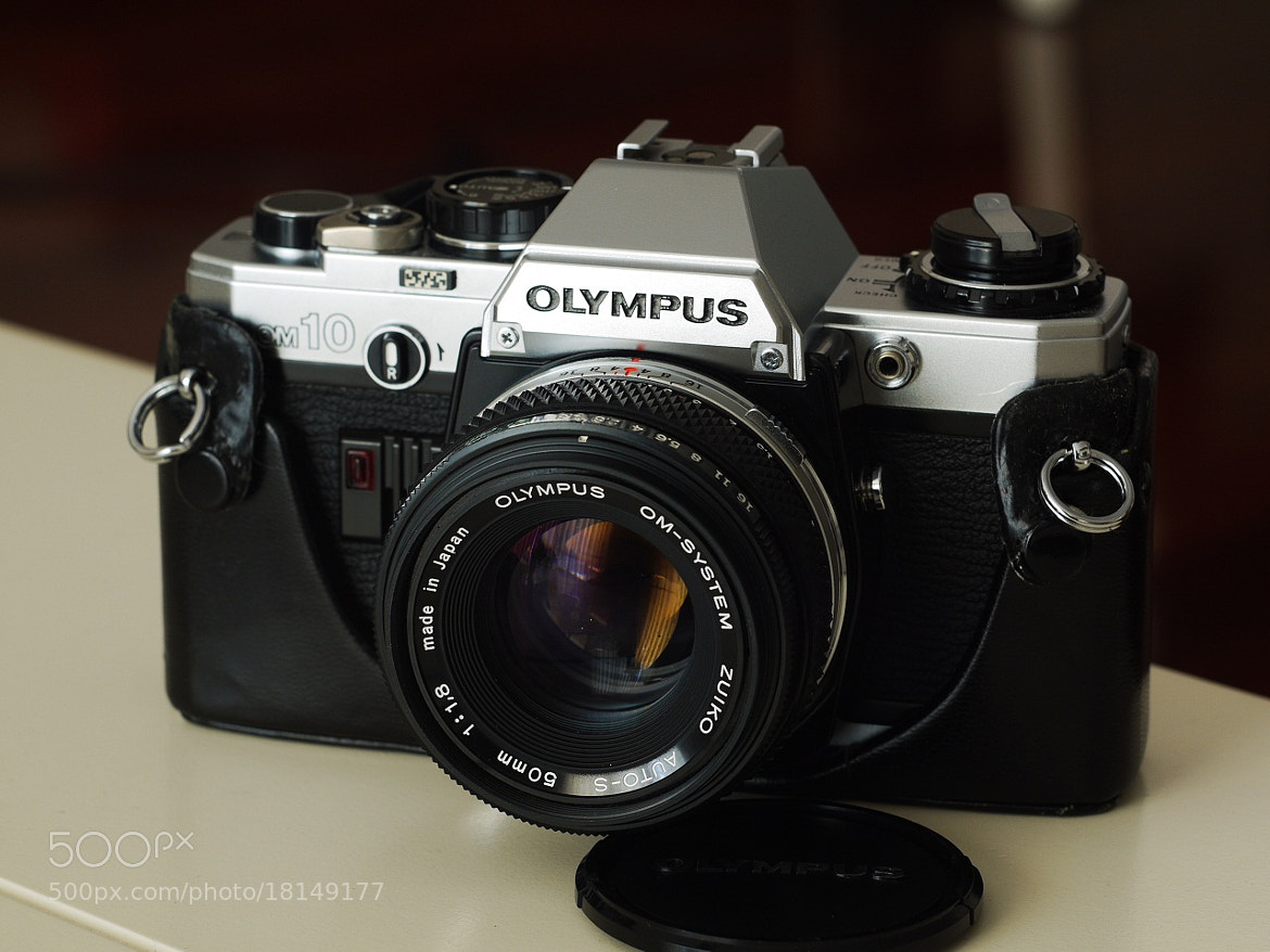 Photograph Olympus OM-10 by Atakan Özkan Kurucu on 500px