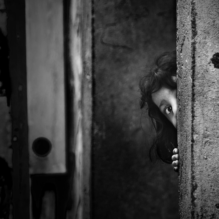 Photograph peek-a-boo by Zuhair Ahmad on 500px