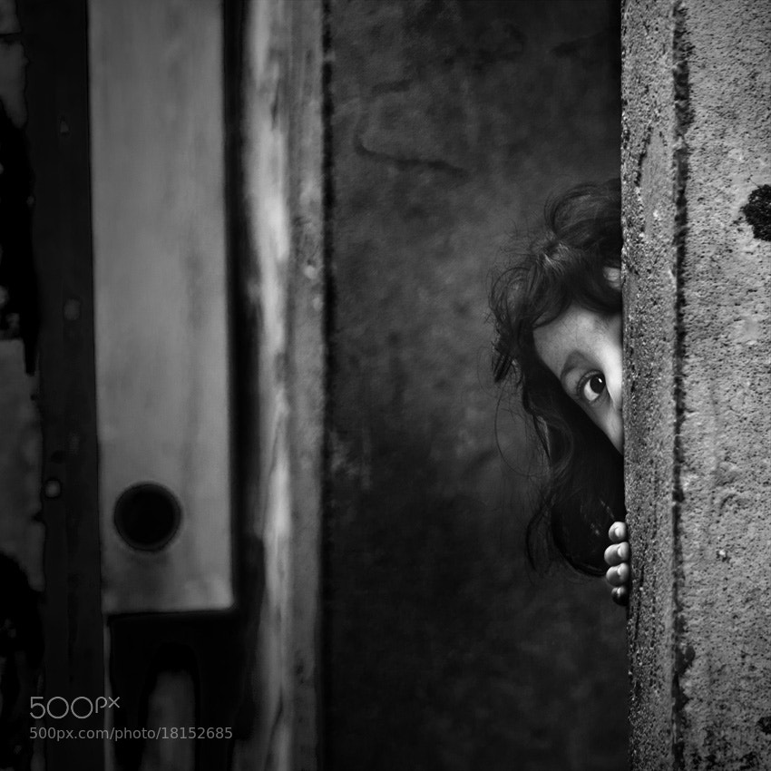Photograph peek-a-boo by Zuhair Ahmad on 500px