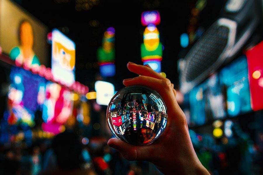 Time Square Lights