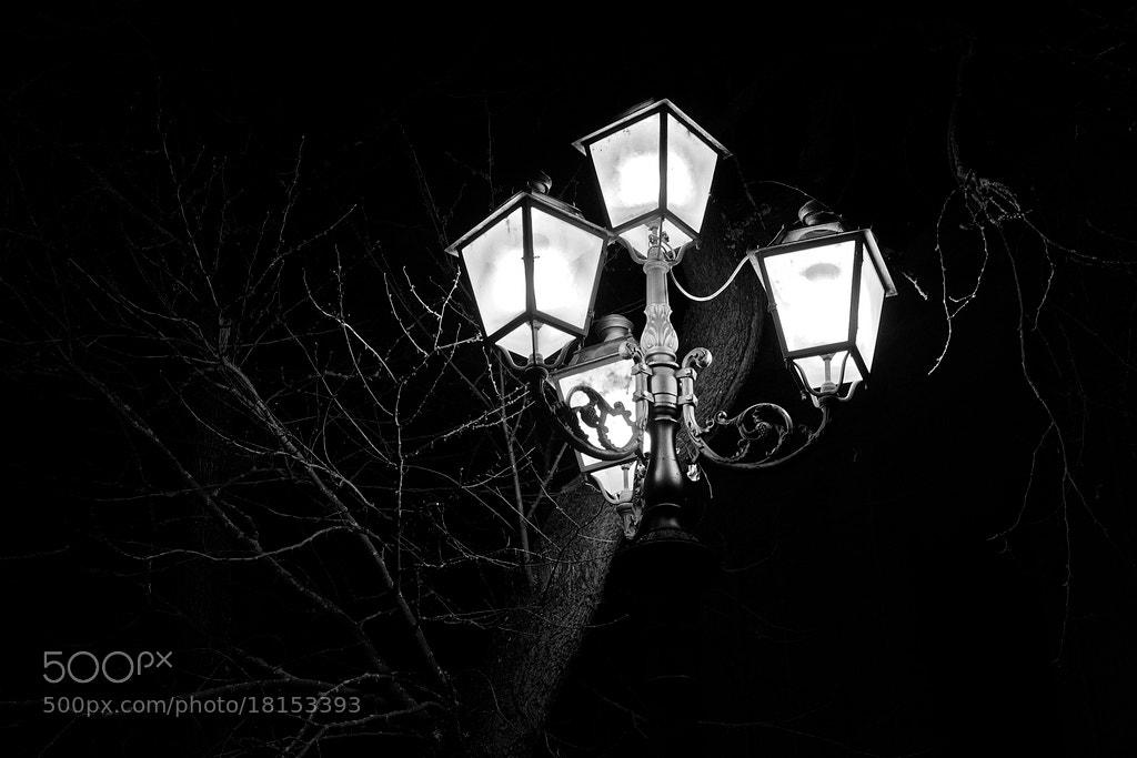 Photograph street night lamp by Antonio Ragonese on 500px