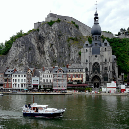 dinant...a city in belgium..