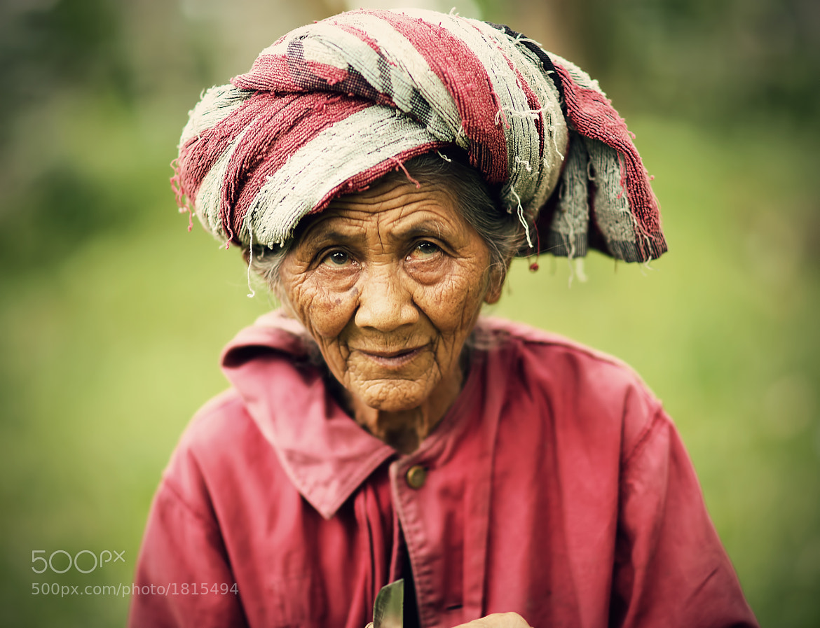 Photograph Balinese Portrait by Chad Galloway on 500px