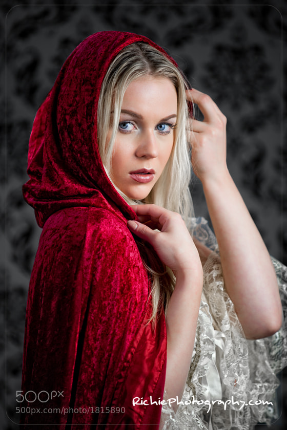 Photograph Red Riding Hood by Richie Foto on 500px