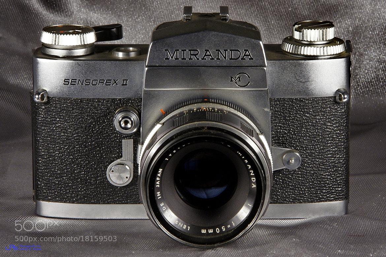 Photograph Miranda Sensorex II by Ulrich R. Sieber on 500px