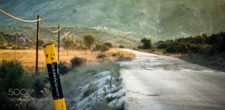 Photograph On the way to Zireia by Ilias Katsouras on 500px