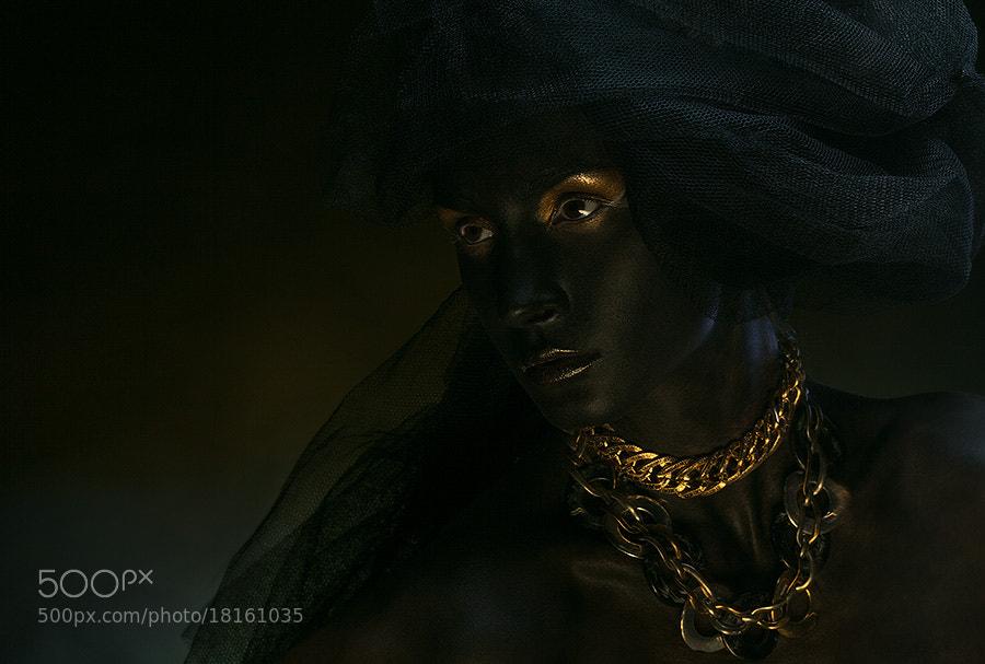 Photograph black&gold by Denis Putilov on 500px