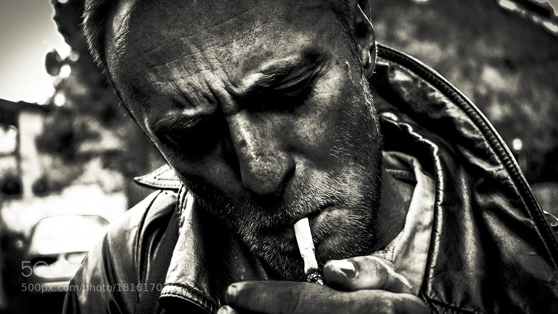 Photograph Men smoking by Yonatan Gelman on 500px