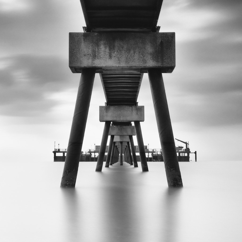 Photograph Pier 2 by Giles McGarry on 500px